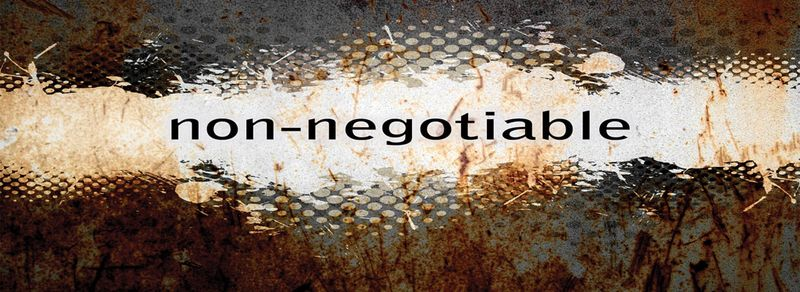 Non-Negotiable-banner