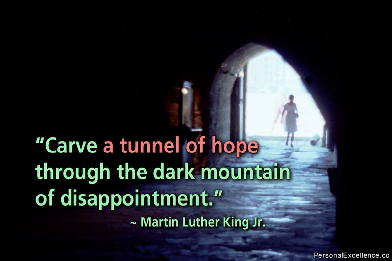 Hope quote MLK